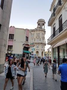 Obispo street Old Havana