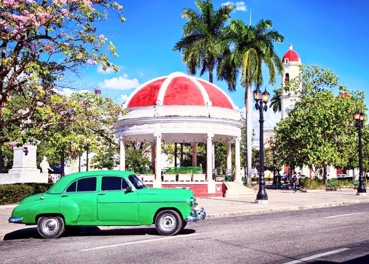 Cienfuegos city the new tourism destination in Cuba