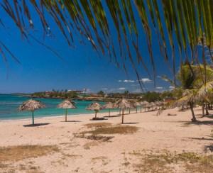 Rancho Luna Beach Cienfuegos Cuba