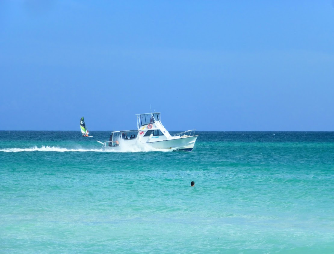 Varadero, l'une des plus belles plages du Cuba
