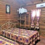 designed rustic bedroom by Abel y Yoli