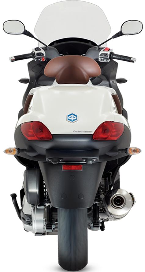 The Motorcylce Sooter Piaggio mp3 rentals Havana Cuba