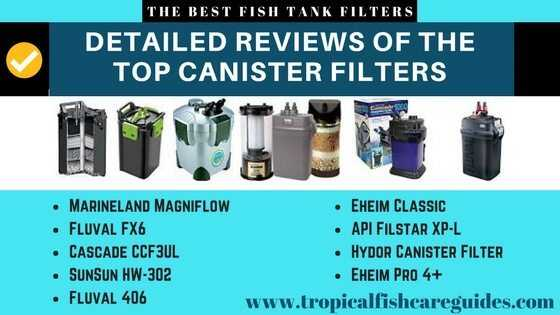 Massive Guide 9 Best Canister Filter Reviews For Your