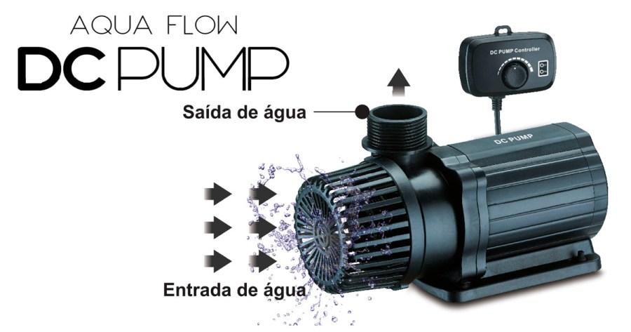 Bomba Aqua Flow DC Pump