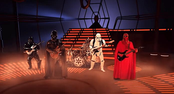 5 canciones inspiradas por Star Wars