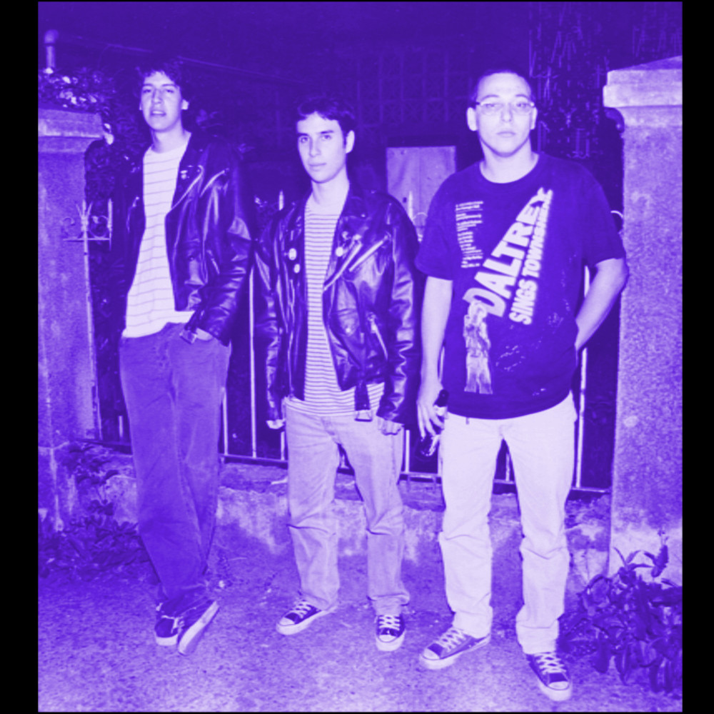 L.M.P. Los Malparidos banda legendaria de punk rock de Colombia