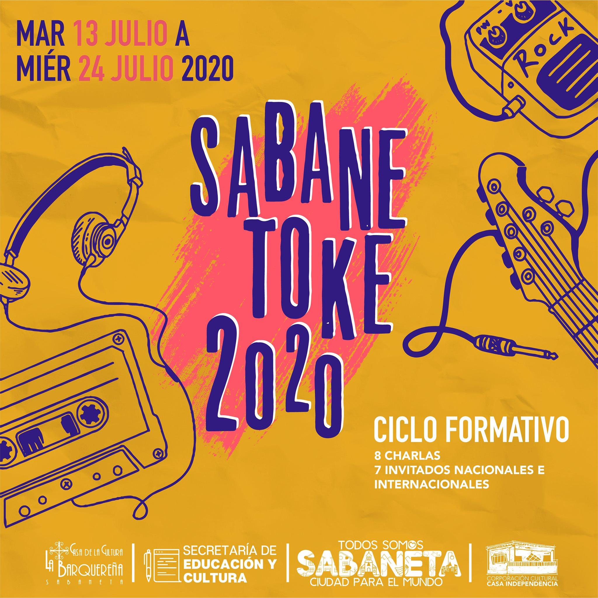 Sabanetoke 2020