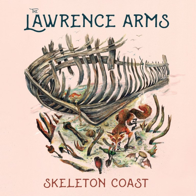 La legendaria banda The Lawrence Arms nos trae 'Skeleton Coast'