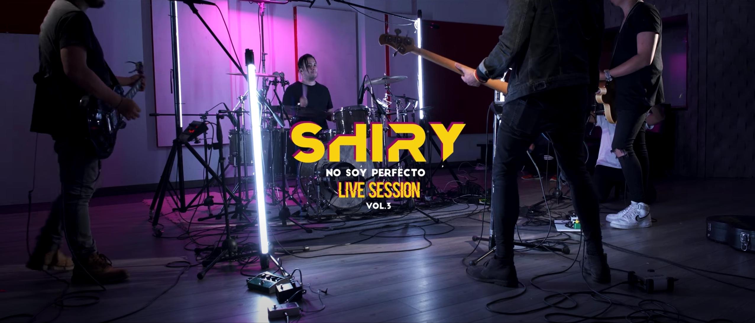 Shirymusic - No soy perfecto