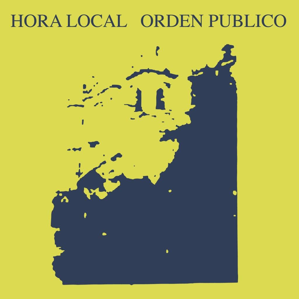 Hora Local - Orden publico