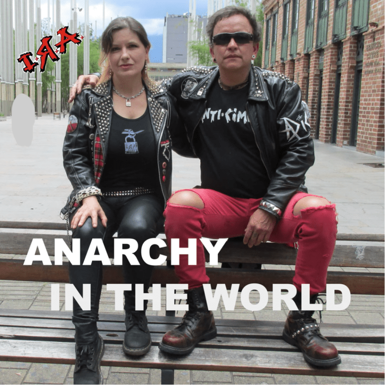I.R.A. lanzó 'Anarchy in the World'