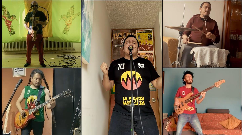 La Severa Matacera - Showbusiness versión desde casa