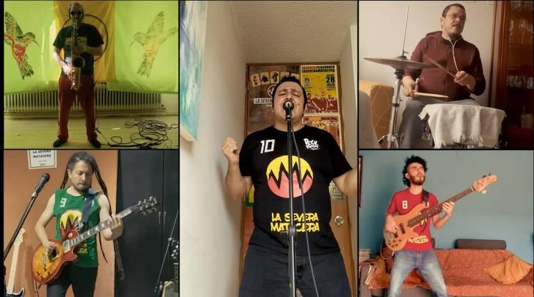 La Severa Matacera nos enseña sobre el mundo de la musica en su último video