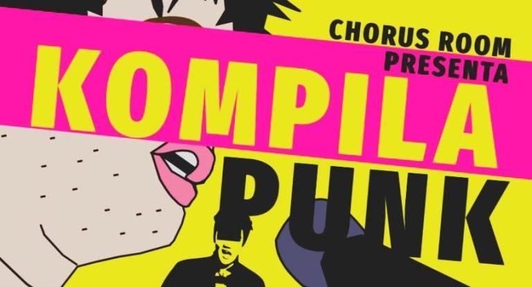 La 'Kompila Punk' será la nueva sangre de bandas de Bogotá