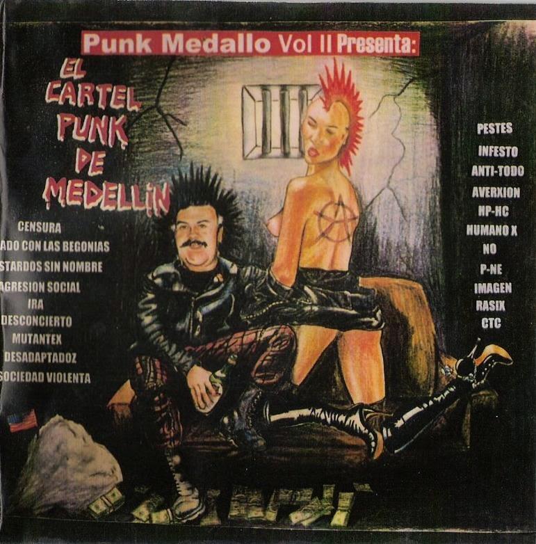 Compilación Punk Medallo 2