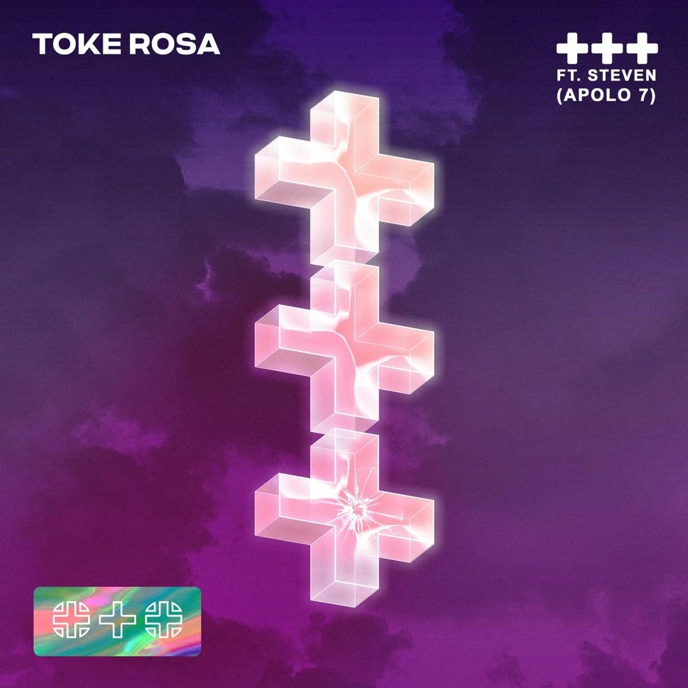 Toke Rosa '+++' junto a Steven de Apolo 7