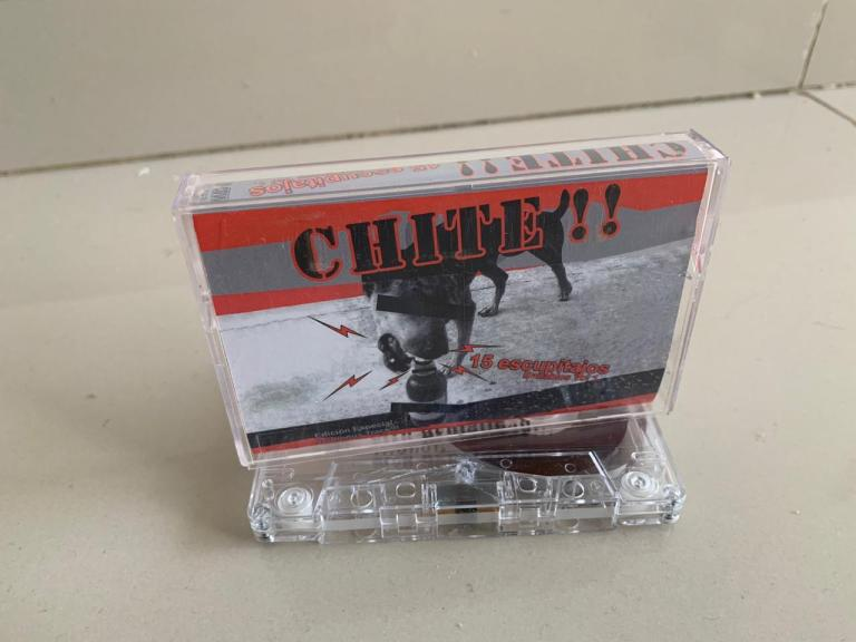 Chite celebra los 15 años de su álbum debut