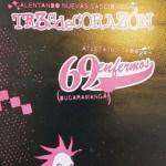 Cartel de concierto de punk en Medellin