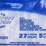Concierto de ska, punk y hardcore en Medellin