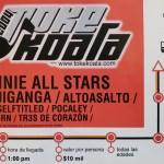 Concierto de Punk Rock en Bogota