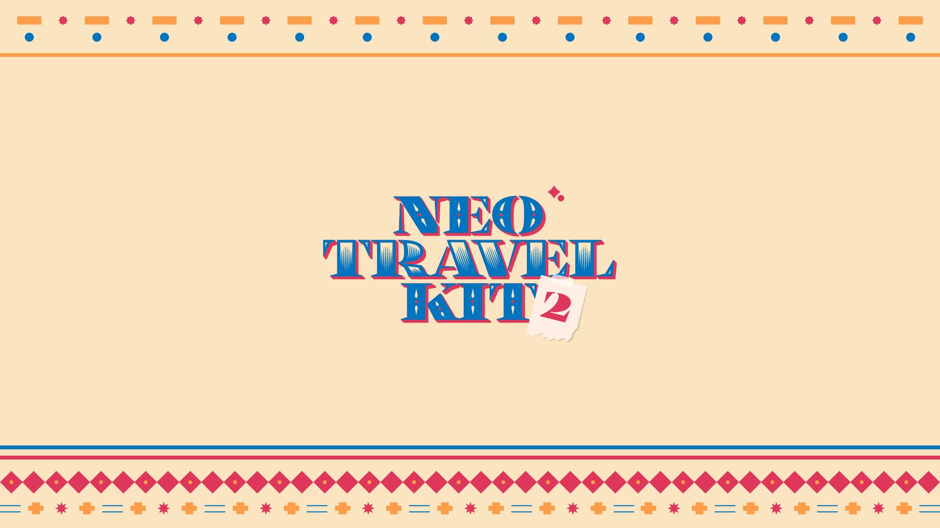 Portada del Neo Travel Kit 2