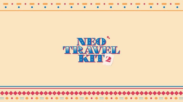 El sello discográfico Tropical Punk Records presenta su compilado musical 'Neo Travel Kit 2'