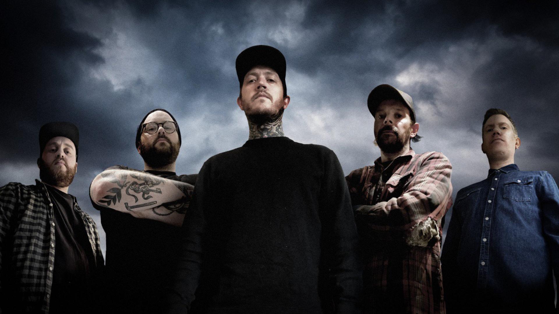 Block Out The Sun, banda de hardcore de Leeds (Inglaterra) en Sábado Internacional de Tropical Punk Records