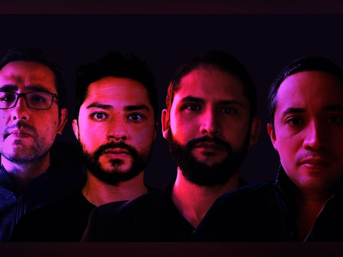 Cuatro x Cuatro es una banda Pop Punk de Bogotá, Colombia y esta lanzando su sencillo 'Callejos' por medio de Tropical Punk Records