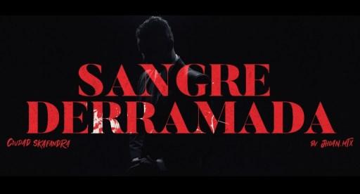 Sangre Derramada. El nuevo sencillo de Ciudad Skafandra