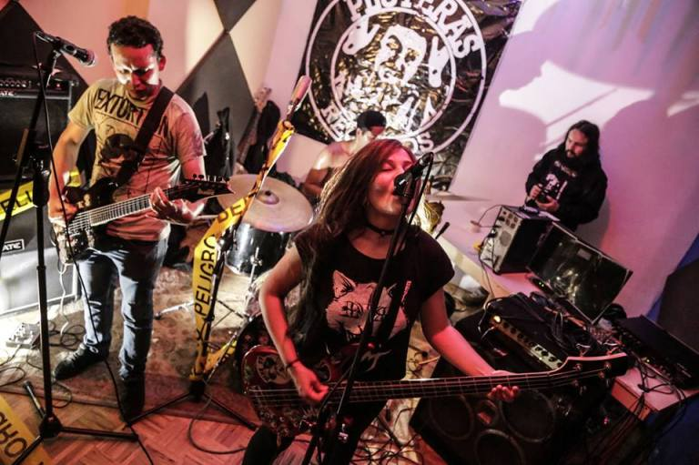Valium, la banda que compuso las 'Melodías para el fin del mundo'
