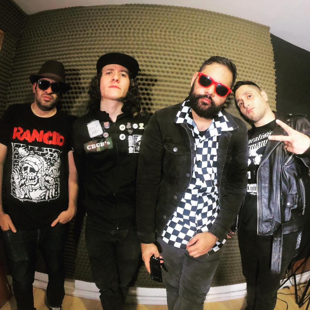Medellin Punk - Audiodisturbio