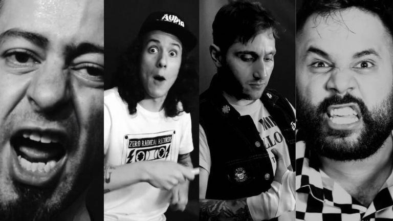 Nueva generación de Punk en Medellín, Colombia