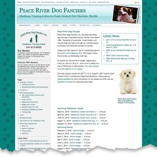 Peace River Dog Fanciers