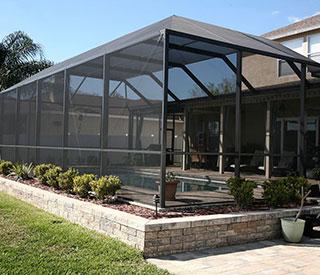 sunrooms tampa fl pool enclosures