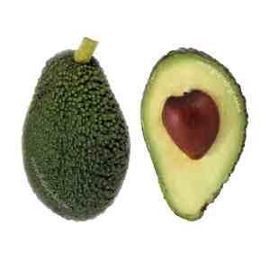 Organic Hass Avocado medium box