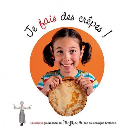 je veux je fais des crepes avec majiknath la fee cuisinologue bretonne