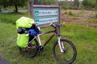 Indicadores del carril bici