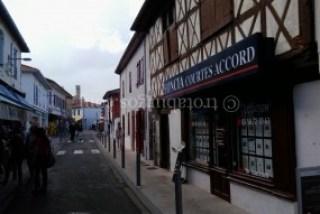 Calle comercial. Calle General de Gaulle