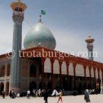 IRÁN, DÍA 11: LA HORA DEL REZO EN SHIRAZ