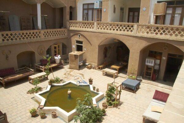 NOGHLI HOUSE HOTEL EN KASHAN