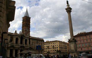 ROMA, DÍA 1: ESQUILINO Y LATERANO