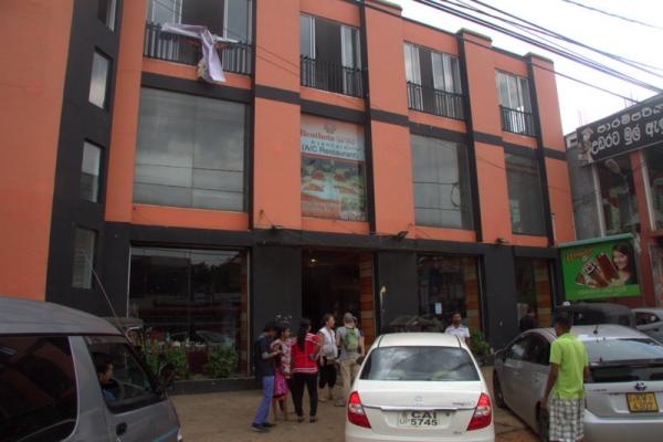 BENTOTA RESTAURANTS EN DAMBULLA