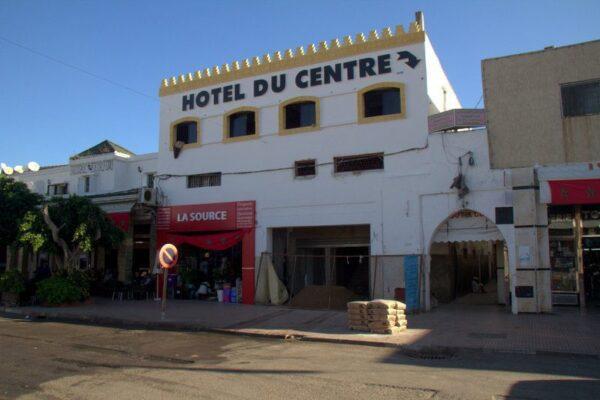 HOTEL DU CENTRE EN RABAT