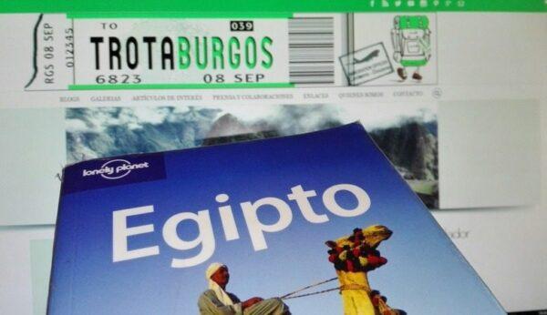 TROTABURGOS EN EGIPTO