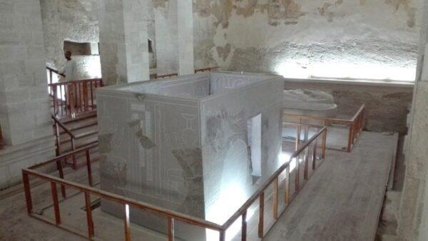 TUMBA KV8, MERENPTAH