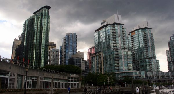 WATERFRONT. VANCOUVER, CANADÁ