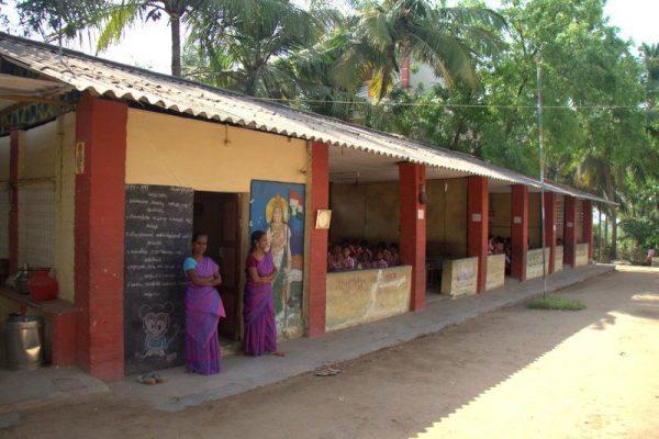 SUR DE INDIA: CHIDAMPARAM, DÍA 4
