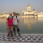 SUR DE INDIA: TEMPLO SIJ GURDWARA BANGLA SAHIB, DELHI, DÍA 22
