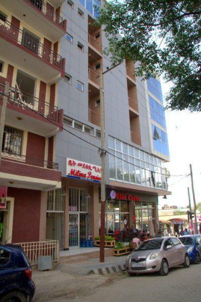 HOTEL MILINA PENSION EN MEKELE