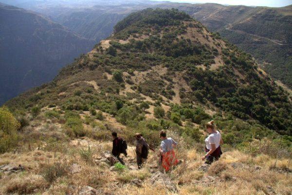 TREKKING POR EL PARQUE NACIONAL SIMIEN MOUNTAINS